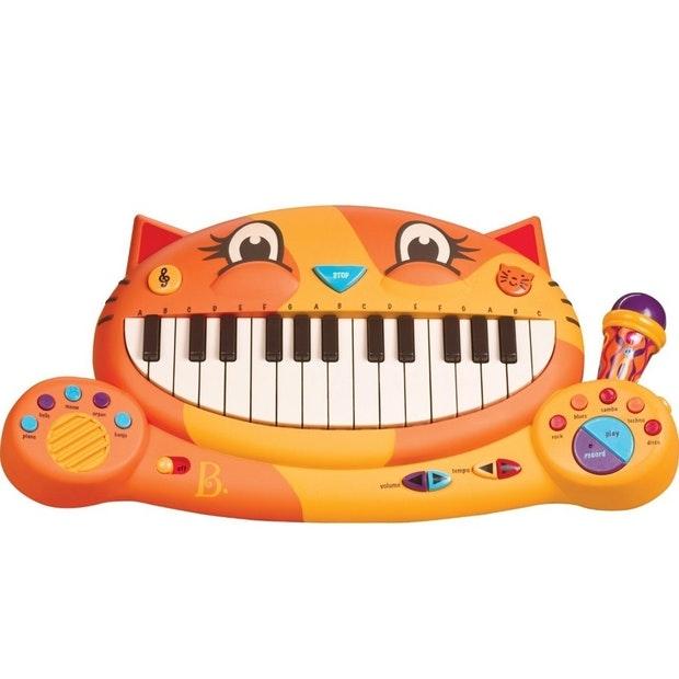 B.Meowsic Music Keyboard  photo