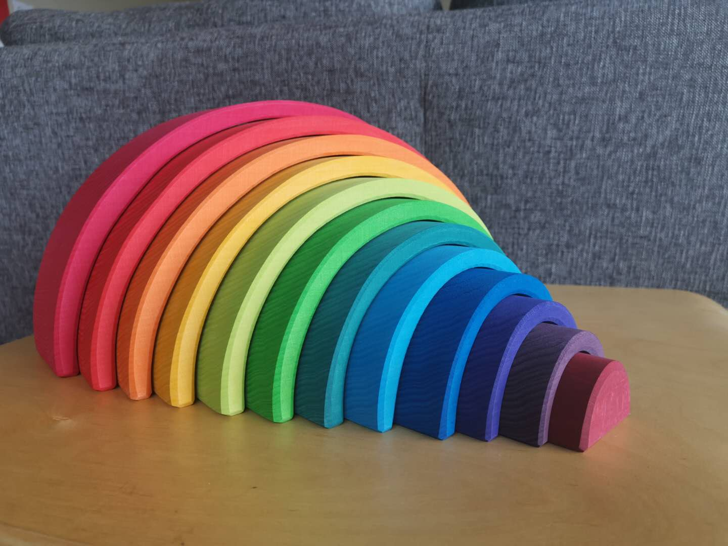 GRIMM`S RAINBOW STACKER photo