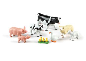 JUMBO FARM ANIMAL FAMILIES
