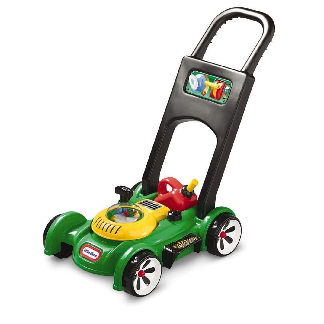 Little Tikes Gas n Go Mower  photo